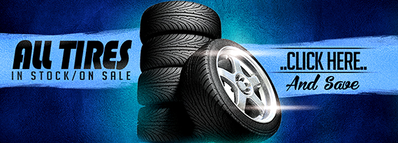 Shop Our Selection of Tires